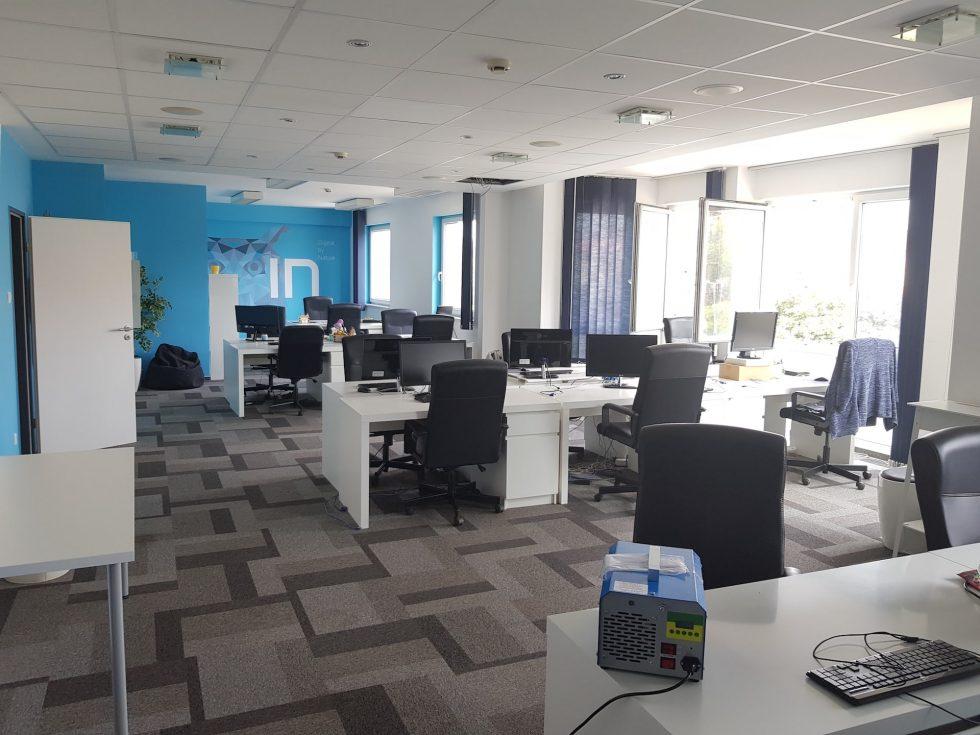 Irodák, irodaházak takarítása